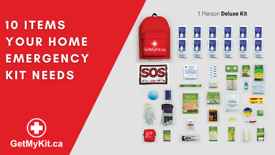 10 items your emergency Kit needs